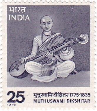 Muthuswami Dikshitar - Muthuswami Dikshitar