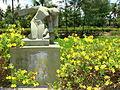 My Lai Memorial Site - Vietnam - Garden Statuary 2.JPG
