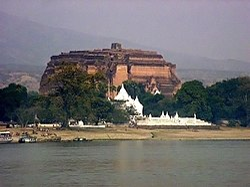 Myanmar Irrawaddy Minguin 200302130104.jpg