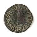 Mynt av silver. 2 öre. 1573 - Skoklosters slott - 109130.tif