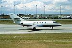 N121AM Dassault Falcon BHX 31-07-84 (32201285051).jpg