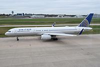 N14115 - B752 - United Airlines