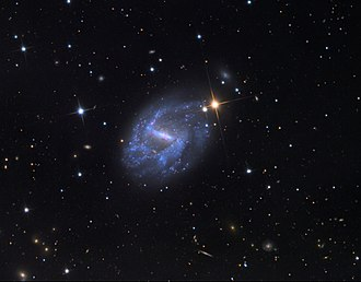 NGC 7741 - NGC 7741 by the 32-inch Schulman Telescope at Mount Lemmon Observatory