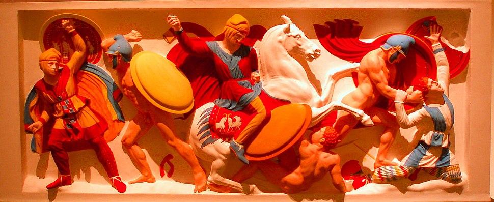 NAMABG-Colored Alexander Sarcophagus 1
