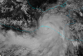 NASA Satellites See Hurricane Barbara Come Ashore and Fizzle (8904823922).png