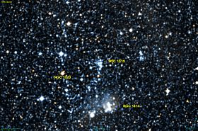 Image illustrative de l'article NGC 1816
