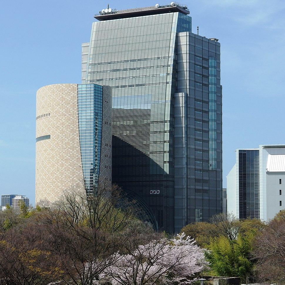 NHK Osaka in 201504