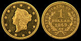 The Gold Dollar