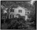 NORTH ELEVATION - James and William Smith House, 106 Main Street, Roslyn, Nassau County, NY HABS NY,30-ROS,6-2.tif