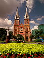 NOTRE DAM CATHEDERAL SAIGON HO CHI MINH CITY VIETNAM JAN 2012 (6964007861).jpg