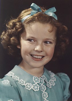 Shirley Temple filmography
