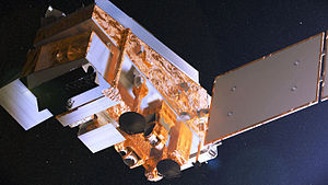 Joint Polar Satellite System - Artist Illustration of the NPP Satellite