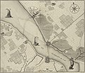 Naaukeurige Afbeelding Der Forten Fredrik Hendrik, Lillo, de Krysschans en Liefkenshoek, met de daaromtrent leggende Sterktens en geinnundeerde Landeryen (cropped).jpg