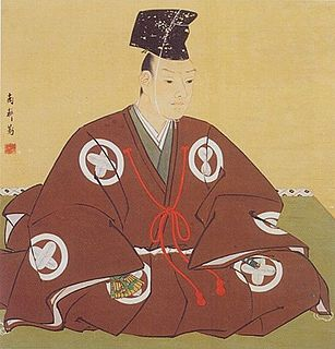daimyo of the Akō Domain. famous for 47 Ronin stories