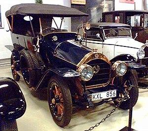 Fabrique d'armes Émile et Léon Nagant - Nagant Phaeton 1910