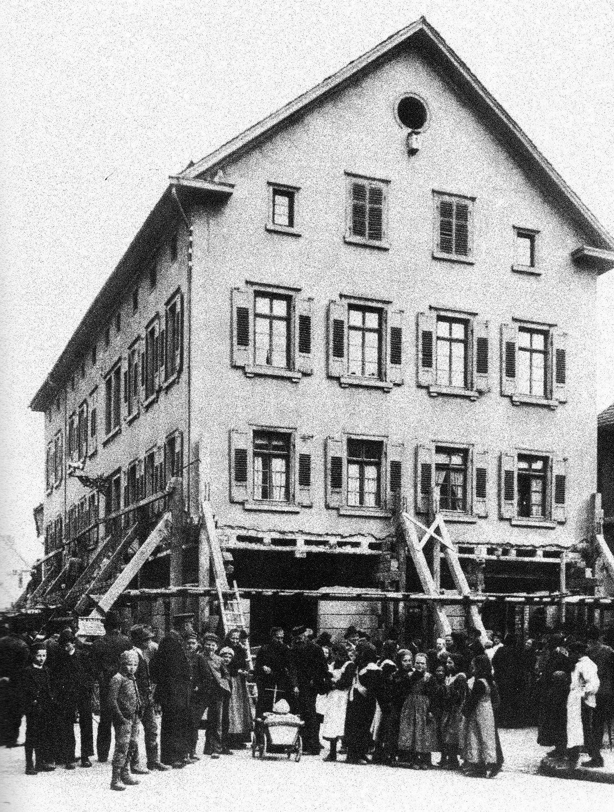 Hirsch Katastrophe Wikipedia