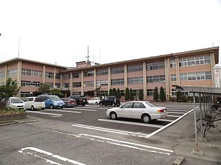 Nakano, Nagano City in Chūbu, Japan