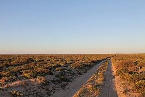 Namaqualand - Namaqualand, outside of the flower season