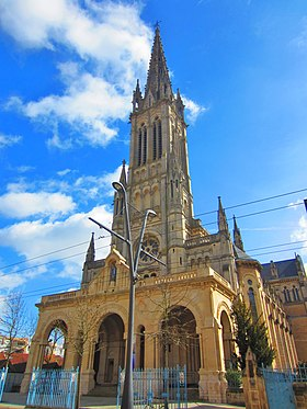 Image illustrative de l'article Basilique Notre-Dame-de-Lourdes de Nancy