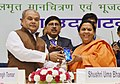 Narendra Singh Tomar jointly inaugurating the Bhujal Manthan-2 (Conclave on Aquifer Mapping and Ground Water Management), in New Delhi (1).jpg