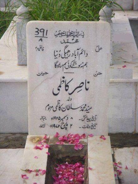 Nasir Kazmi Poetry Books Pdf