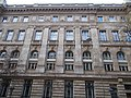 National Bank of Hungary, Hold Street facade, 2016 Budapest.jpg
