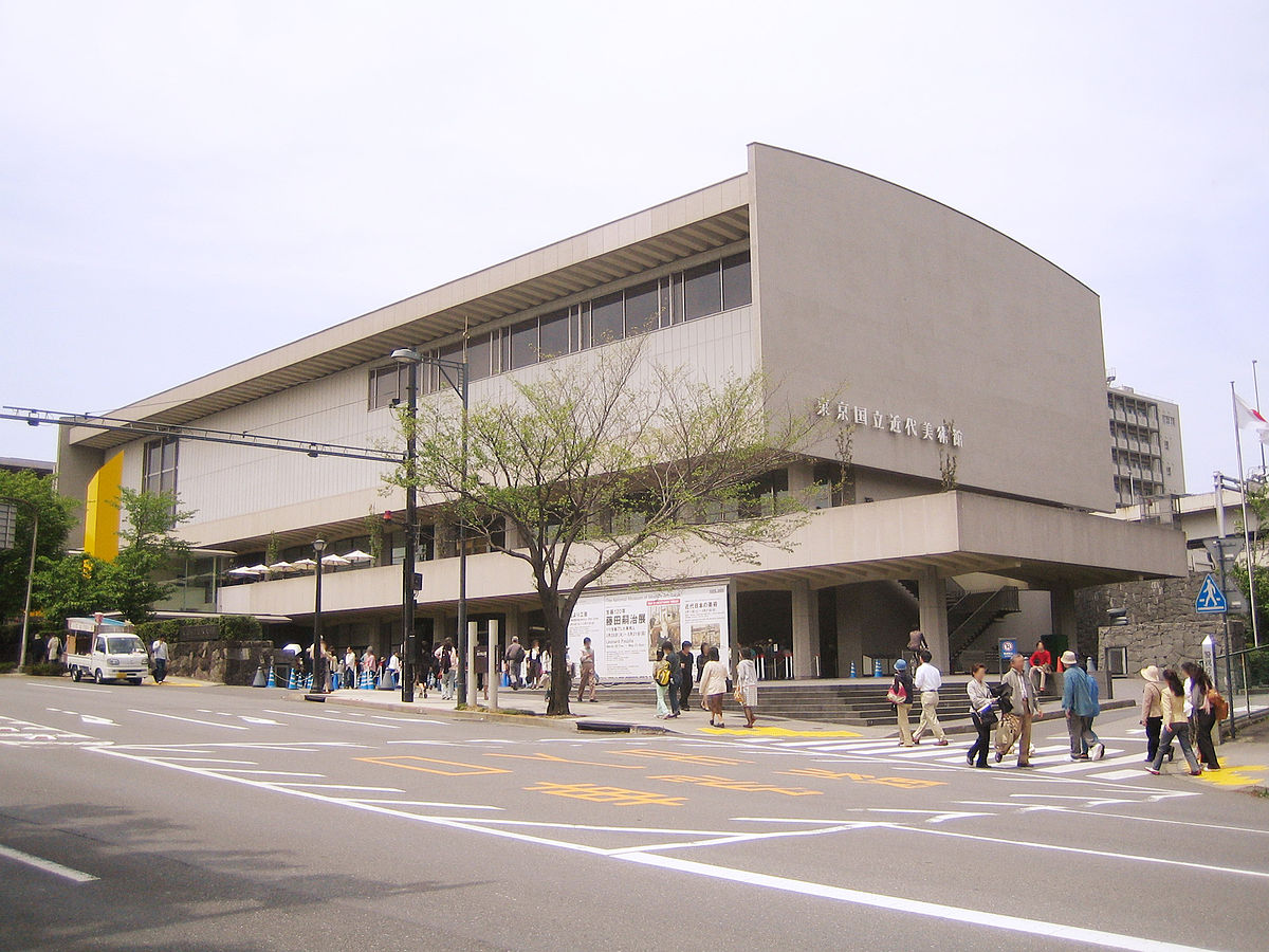 national museum of modern tokyo
