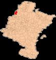Navarra municipalities Araitz.png
