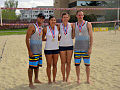 Navy wins silver medal at Armed Forces Beach Volleyball Tournament 130506-M-XX123-003.jpg