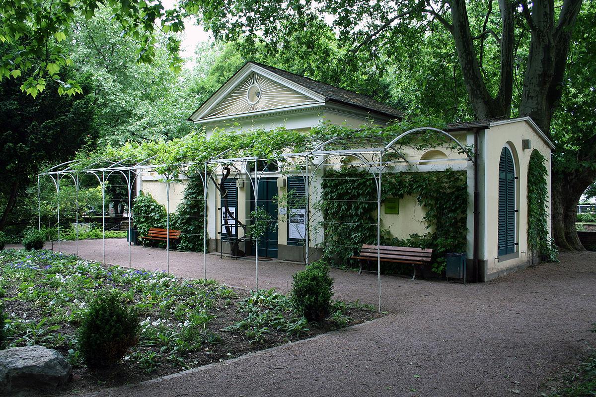 Nebbiensches Gartenhaus – Wikipedia