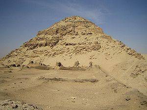 Pyramid of Neferirkare