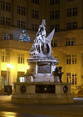Monuments and memorials to Horatio Nelson, 1st Viscount Nelson - The Nelson Monument in Liverpool.