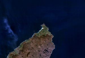 Ness, Lewis - Image: Ness Western Isles World Wind