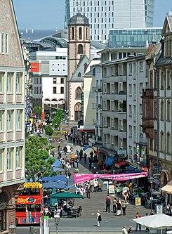 Neue kr me for Liebfrauenberg frankfurt