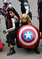 New York Comic Con 2016 - Bucky & Cap (30115610482).jpg