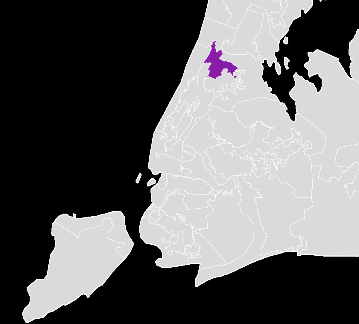 New York S 33rd State Senate District Wikipedia