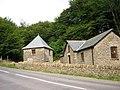New houses, traditional style Simonsbath - geograph.org.uk - 1474377.jpg