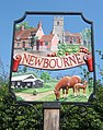 Newbourne village sign - geograph.org.uk - 894541.jpg