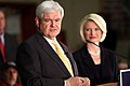 Newt & Callista Gingrich Derry NH Jan 2012.jpg