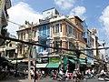 Nhà phố xưa , đường Trần hưng đạo , quận 5, HoCHiminh, viet nam - panoramio.jpg