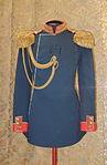 Nicholas II's coronation uniform (1896, Kremlin museum) by shakko 03.jpg