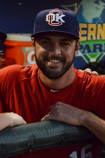 Nick Tropeano American baseball player