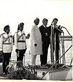 Nicolae Ceaușescu speaking at the Delhi airport.jpg