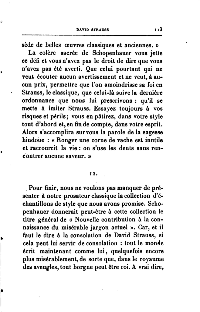 Philosophy of History Part XIV: Friedrich Nietzsche: History as Art