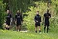Nils-Eric Johansson, Carlos Strandberg, Amin Affane, Patrick Kpozo (2016).jpg