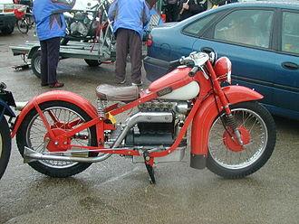 Nimbus (motorcycle) - Nimbus motorcycle