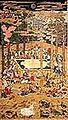 Nirvana painting (Jōrakuji Tōno).jpg