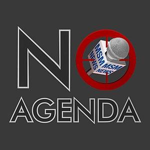 No Agenda - No Agenda album art