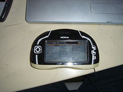 Image illustrative de l'article Nokia 7700