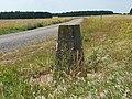Non-existent trig point, Larkhill Artillery Range - geograph.org.uk - 524913.jpg
